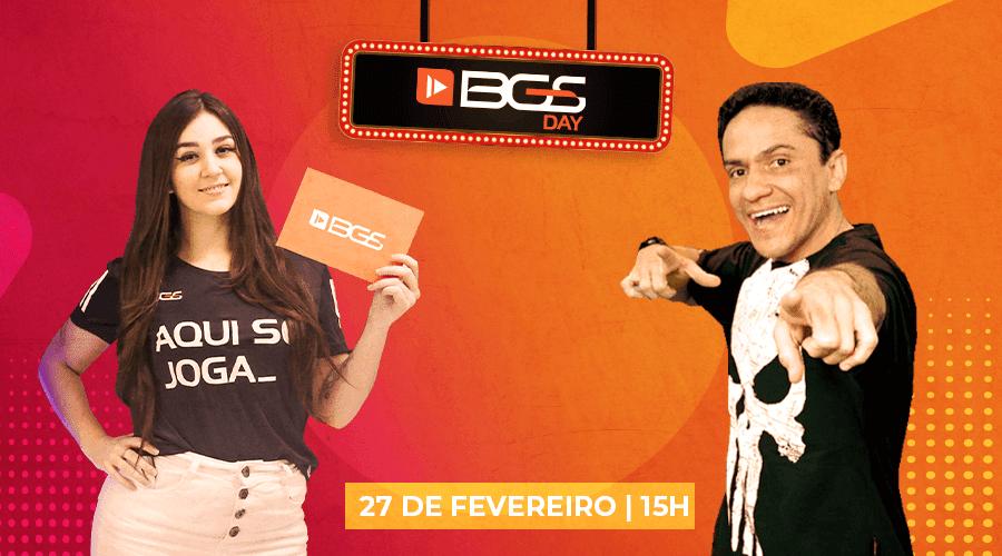 Primeiro BGS Day de 2021 acontece neste sábado